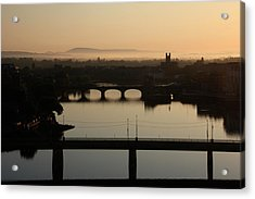 Irish Sunrise  Acrylic Print