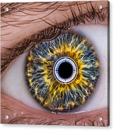 iRobot Eye v2.o Acrylic Print