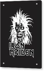 Iron Maiden Acrylic Print