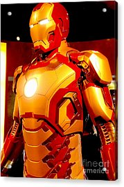 Iron Man 6 Acrylic Print by Micah May