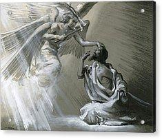 Isaiah's Vision Acrylic Print