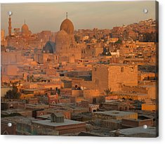 Islamic Cairo Acrylic Print by By Neil Donovan.  Visit www.neildonovan.net for more.