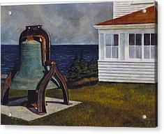 Island Bell Acrylic Print