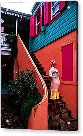 Island Color. British Virgin Islands Acrylic Print