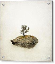 Island In The Stream Acrylic Print