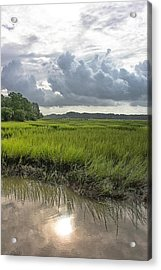 Acrylic Print featuring the photograph Island by Margaret Palmer