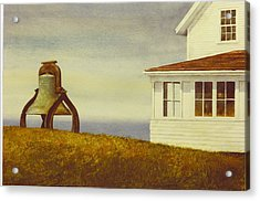 Island Museum Acrylic Print