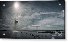 Island Panorama Acrylic Print