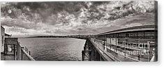 Island Panorama - Ryde Acrylic Print