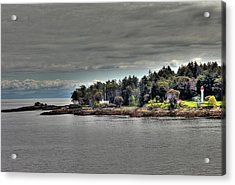Island Summer Acrylic Print