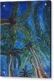 Island Towers Acrylic Print