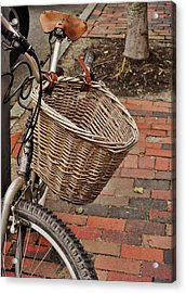 Island Transportation 008 Acrylic Print by JAMART Photography