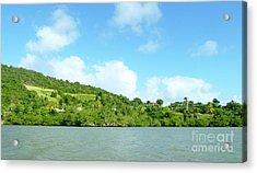 Island View Acrylic Print