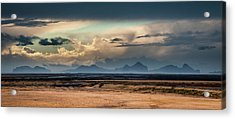 Islands In The Sky Acrylic Print