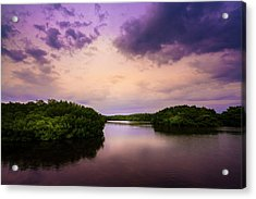 Islands Acrylic Print by Marvin Spates