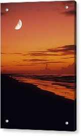 Isle Of Dawns Acrylic Print