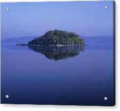 Isle Of Innisfree, Lough Gill, Co Acrylic Print by The Irish Image Collection