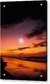 Isle Of Palms Acrylic Print