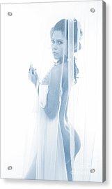 Isolated Acrylic Print