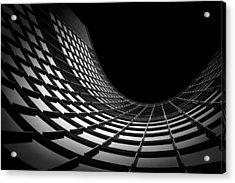 Isolation Acrylic Print by Roland Shainidze