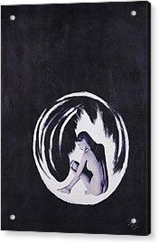 Isolement Acrylic Print by Arnuda