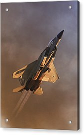 Israeli Air Force F-15i Acrylic Print
