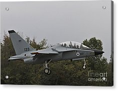Israeli Air Force M-346i Lavi #133 Acrylic Print