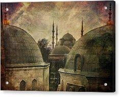 Istambul Mood Acrylic Print