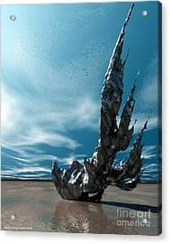 It Fell To Earth Acrylic Print