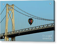 It Is Balloon Acrylic Print