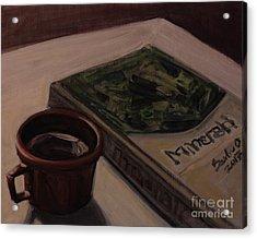 It Is Coffee Time Acrylic Print