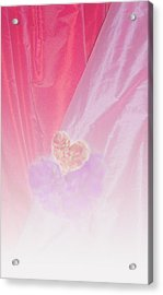 It Is Forever Acrylic Print by Eileen Shahbazian