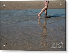 It Only Takes One Acrylic Print