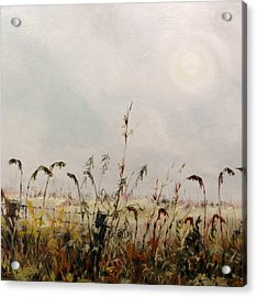 Acrylic Print featuring the painting It Pales By Comparison by John Williams