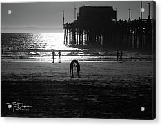 It Takes Two Acrylic Print