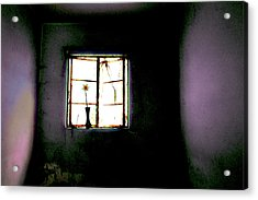 Acrylic Print featuring the photograph It Was Her Room... by Gray  Artus