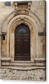 Italy - Door Eighteen Acrylic Print
