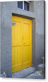 Italy - Door Three Acrylic Print