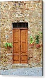 Italy - Door Six Acrylic Print