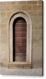 Italy - Door Ten Acrylic Print