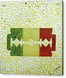 Italy Acrylic Print by Emil Bodourov