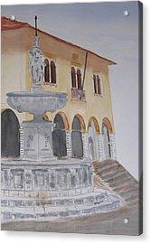 Italy, Vittorio Veneto Acrylic Print