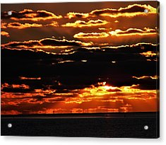 Its 430 Am At Islamorada Acrylic Print