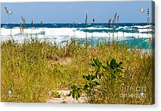 Its A Shore Bet Acrylic Print