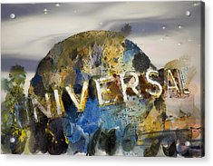 It's A Universal Kind Of Day Acrylic Print