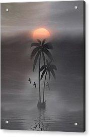 It's Just A Dream Acrylic Print