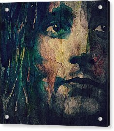 It's Not The Spot Light Acrylic Print by Paul Lovering