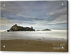 Acrylic Print featuring the photograph Its Only A Dream by Craig Leaper