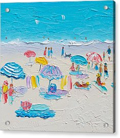 Its Summertime Acrylic Print