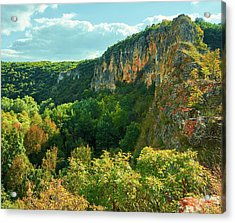 Ivanovo Rocks Acrylic Print